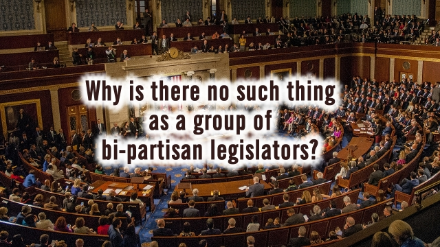 Bi-Partisan Legislators