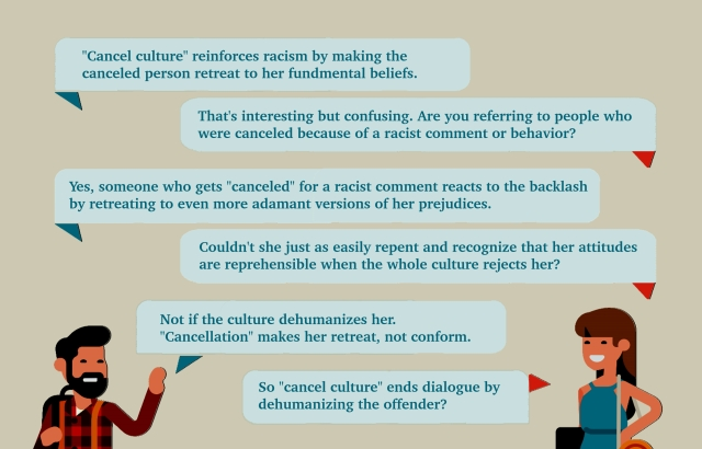 Recursive, Cancel Culture